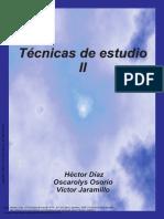 Técnicas de Estudio II (Pg 1 2)
