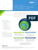 Enterprise Learning Subscription Brief