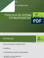 Aula 2 - Fisiologia AP Estomatognatico