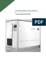 Technical Information SC2750-EV