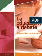 La Educación a Debate-1