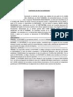 Contrato de Mutuo Dinerario - Silray Comunicaciones Eirl