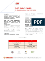 Cograem Food Bio-Cleaner