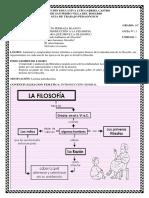 FILOSOFÍA 10° GUÍA 1 EL CONOCIMIENTO FILOSÓFICO