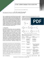 Bioinorganic Chemistry of Zinc