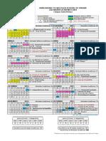 Calendario Utfpr Sh 2019