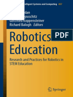 2017 Robotics in Education
