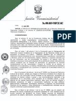 RVM 098-Declarar Patrimonio Cultural de La Nación a Los Conocimientos Las Técnicas y La Iconografía Asociados a La Producción Del Retablo Ayacuchano