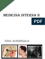acromegalia espoch