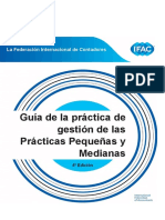 IFAC Guide to Practice Management 4th Edition Traducido