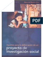ApuntesProyectoInvestiacionSocialWeb