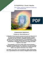 Comunicação Telepática - Pineal e Hipofise