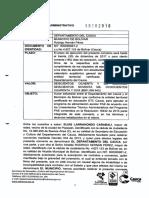 Convenio Interadministrativo Pae Municipio Departamento