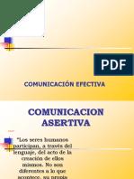 Presentación comunicación asertiva