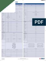 Mahle Tabela de Parede Linha Diesel 2012.Indd