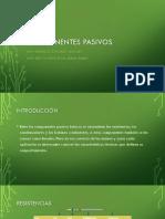 1.COMPONENTES PASIVOS