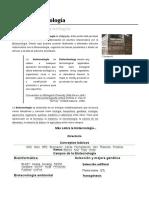 Portal Biotecnología