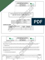 PDR PRO 21 Procedimiento Seguro Para Área Ventas y Administración 2