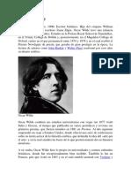 20 Oscar Wilde
