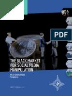 Web Nato Report - the Black Market of Malicious Use of Social Media