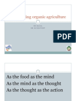 Lecture 1 Introducing Organic Agriculture