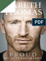 Proud - My Autobiography - Gareth Thomas