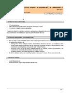 Condiciones 2015