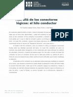 Construccin Del Hilo Conductor