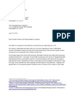 Havenpark Letter to Senator Warren - Representative Loebsack FINAL Sent on June 18 2019