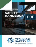 Railway Safety Handbook - 2018-01-16
