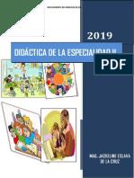Enviar Documento de Didáctica de La Especialidad II 2