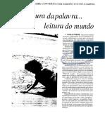 Paulo Freire Conversa