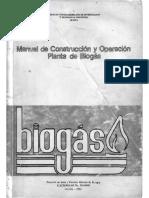 Manual Construccion Biodigestor