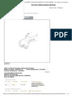 Sistemas y Componentes Combustible excavadora 336D