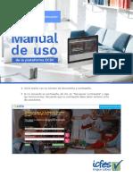 Manual Uso Plataforma Ecdf My Conejito
