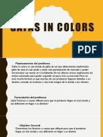 Gafas in Colors