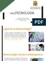 Clase 10 Biotecnologia_UNMSM