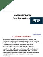Pecado - Hamartiologia