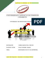 Monografia Cajas Municipales