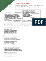 2. Literatura en Verso t. Evaluativo