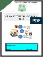Plan Tutorial de Aula 2019-Primaria