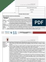 Revision Tematica Banco de Leche