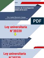Directiva Ucv 2019 Estudiante
