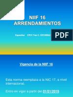NIIF 16 Arrendamientos 1
