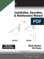 WSJ360 Manual de Instalación