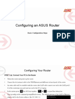 Asus Basic Steps