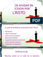 El Arte de Ayudar en La Decision Por Cristo 2