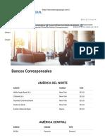 Banco Guayaquil _ Empresas _ Comercio Exterior _ Corresponsales