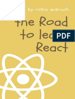 The Road to Learn React Spanish