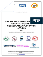 Good Laboratory Practise Pcr Qsop38 2010